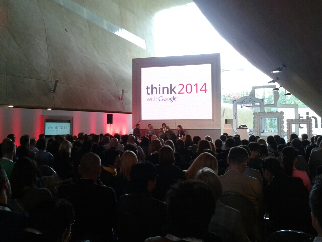 konferencja Google Think
