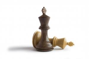 Król szachowy; fot: sxc.hu/photo/1360591