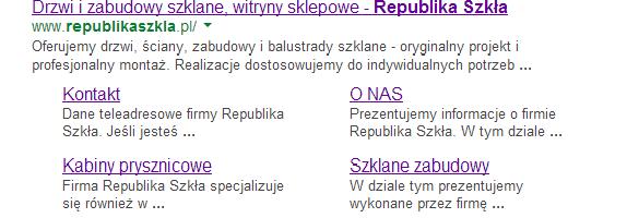 pozycjonowanie google