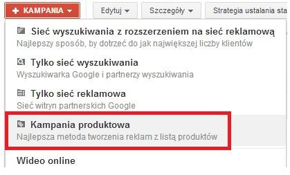marketing w google