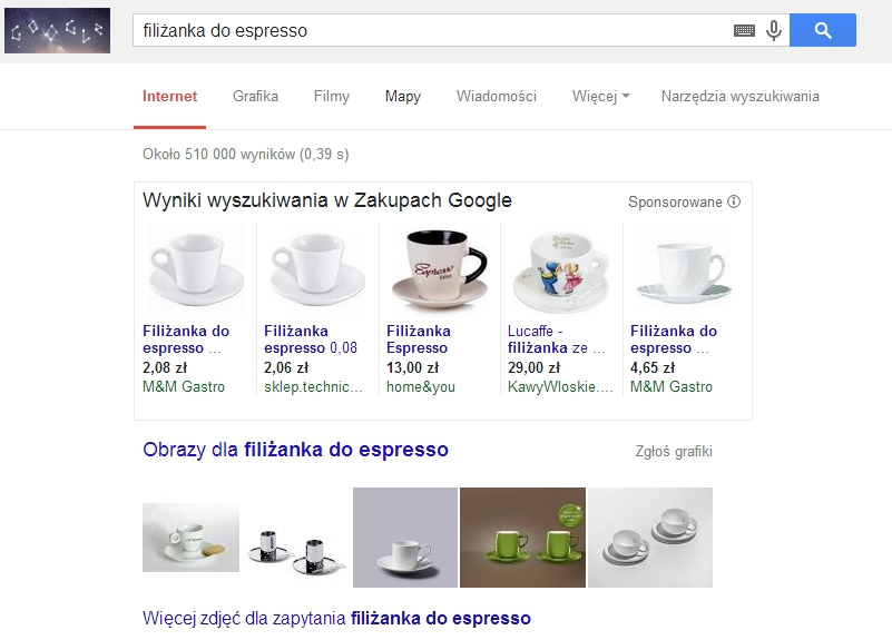 reklama google merchant center