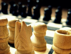 Kampania jest jak partia szachów (fot. DGlodowska)