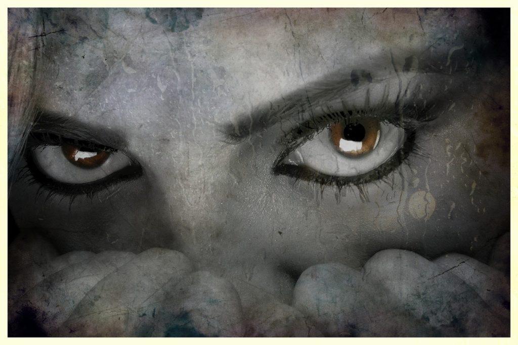 Strach ma wielkie oczy (źródło: pixabay.com)