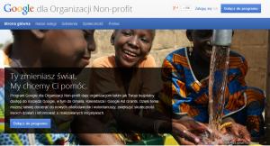 google dla organizacji