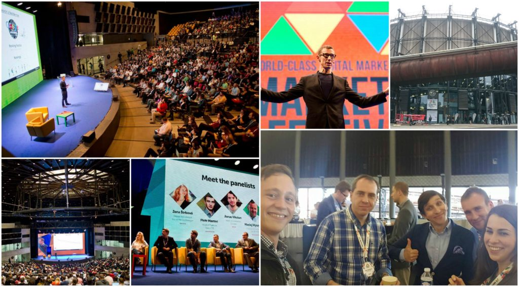 Migawki z Marketing Festival 2016