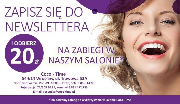 Email marketing dla salonu beauty