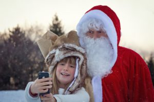 Mikromomenty: smartfony a święta