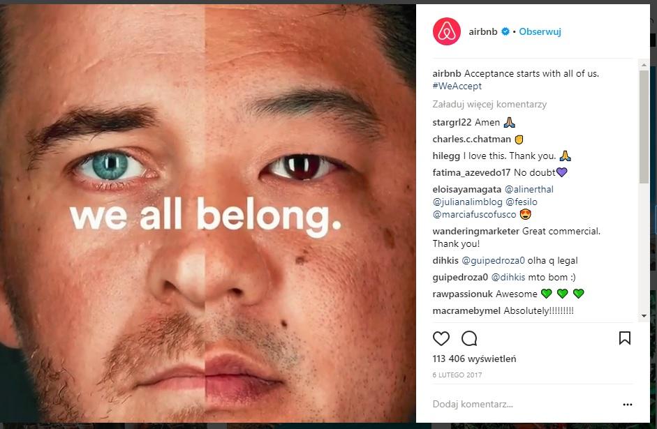 airbnb kampania we all belong