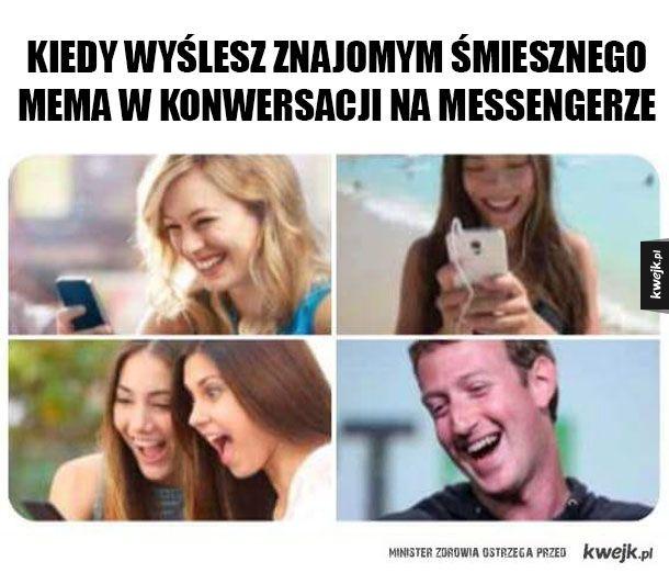 mem facebook inwigilacja