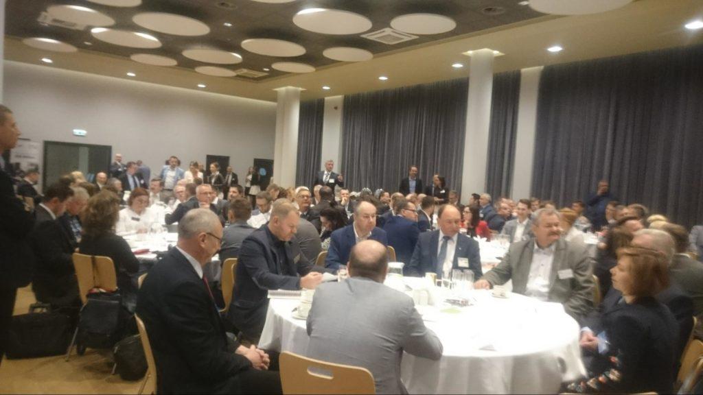 grupa BNI Billion i pierwsze spotkanie biznesowe