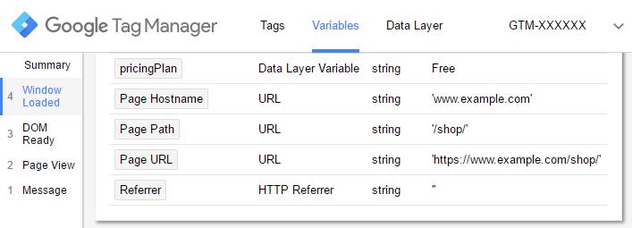 testowanie tagów GTM