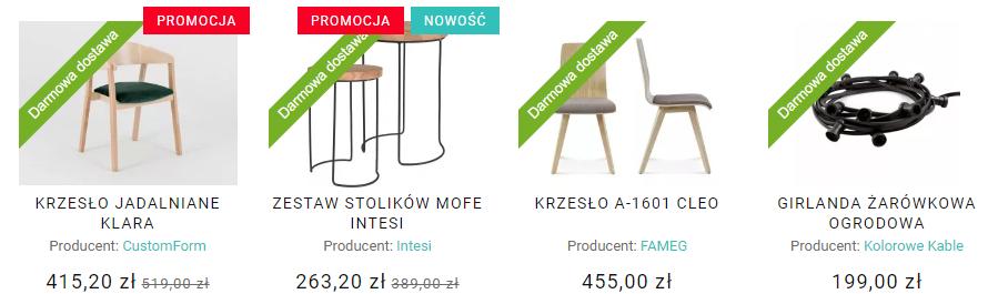 produkty ideal design