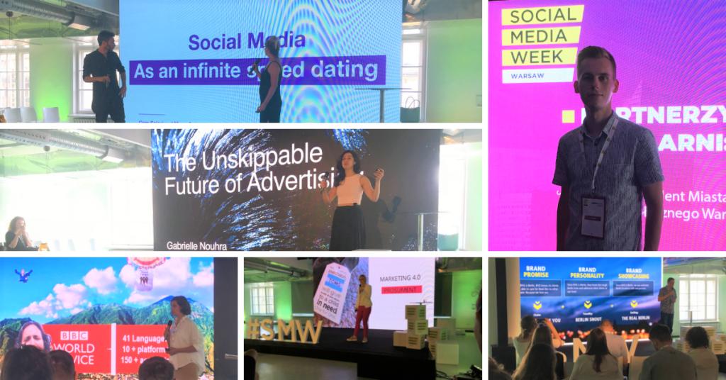 social media week 2019