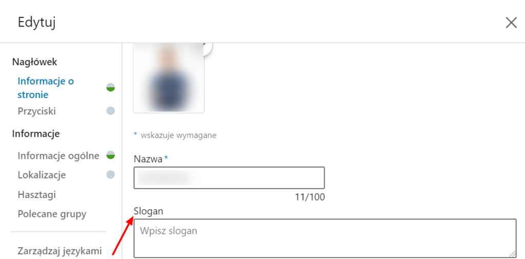 linkedin informacje