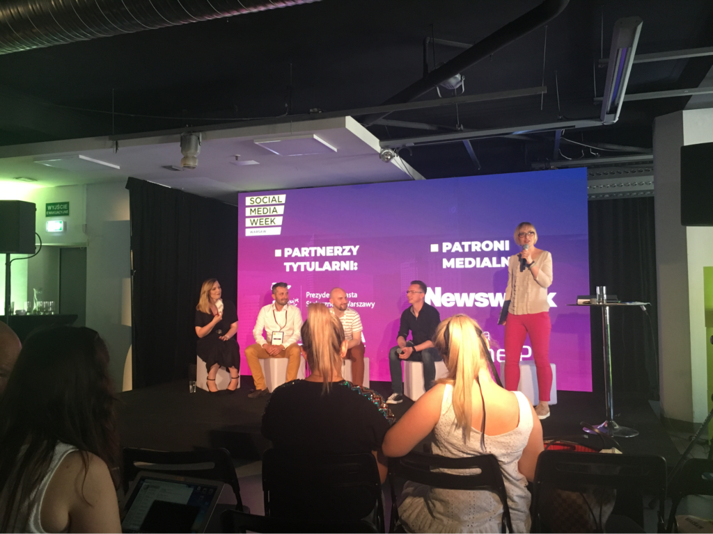 social media week 2019 warsaw