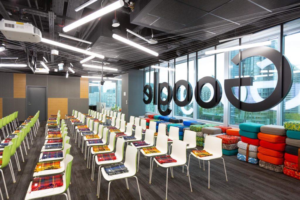 szkolenie w Google Warszawa