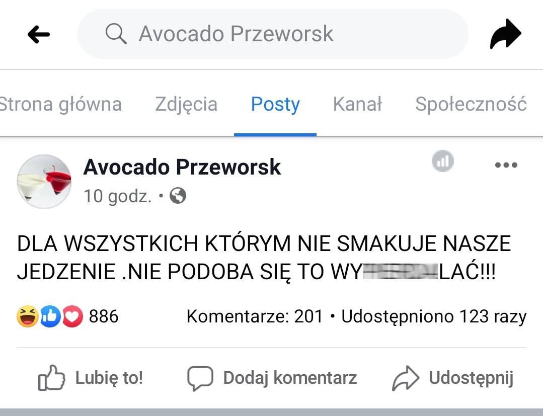 avocado przeworsk