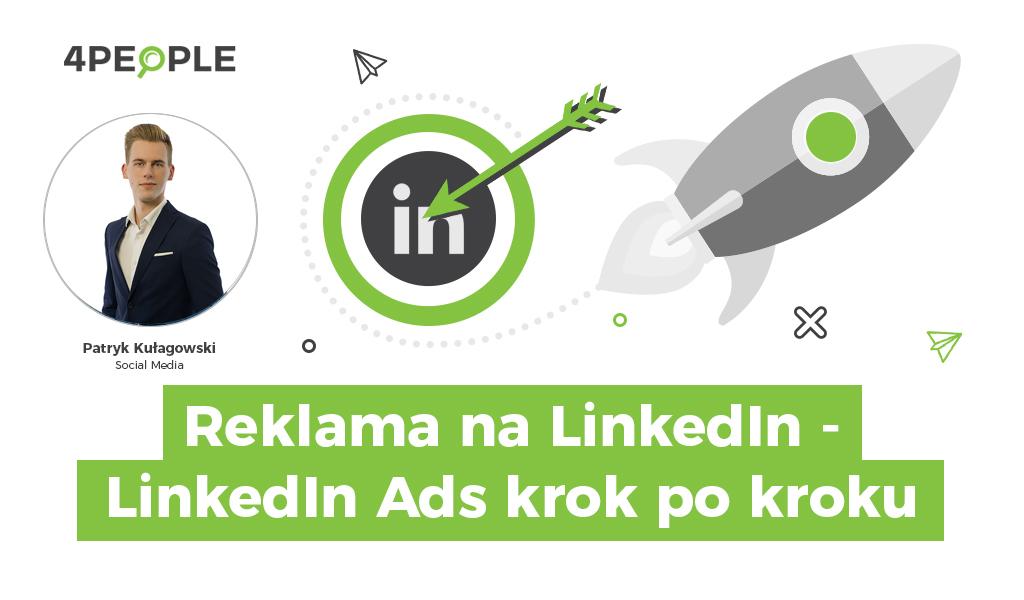 Reklama na LinkedIn krok po kroku