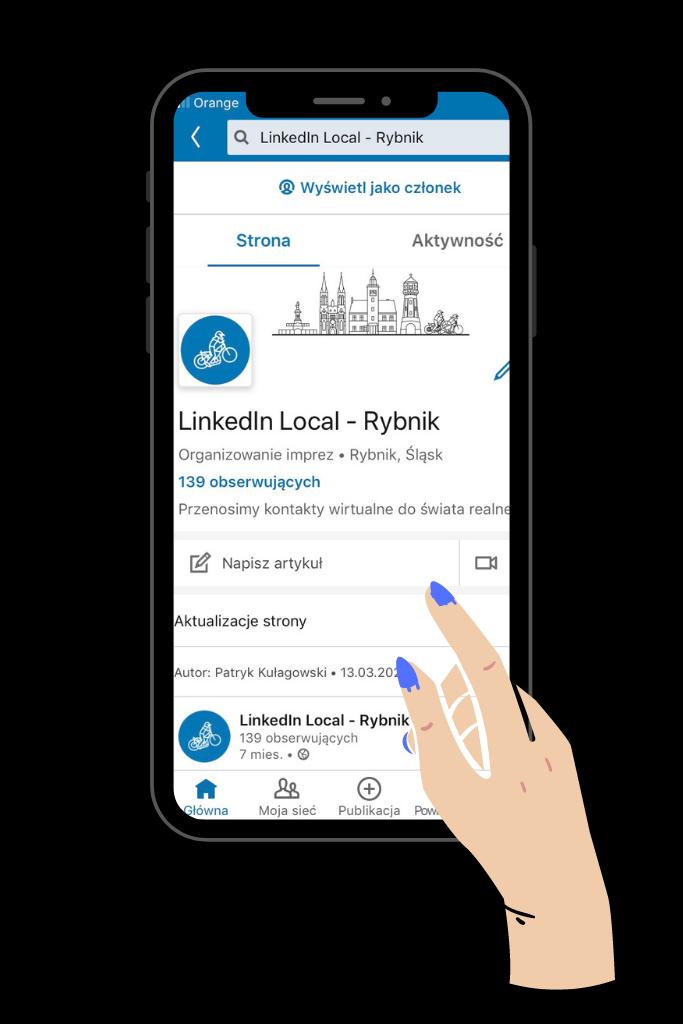 LinkedIn Local Rybnik