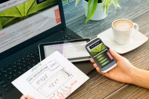 Wpływ strony internetowej na efektywność działań marketingowych