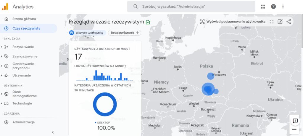 Google Analytics 4 - nowy wygląd