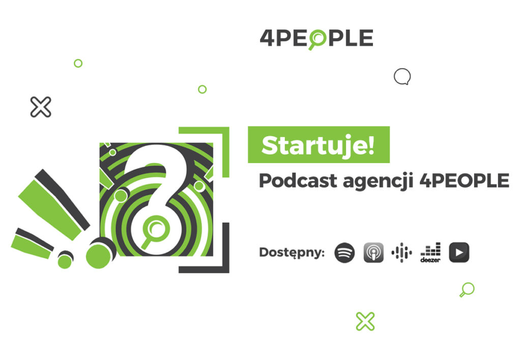 Podcast agencji 4PEOPLE