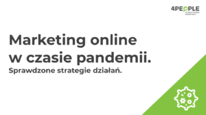Marketing online w czasie pandemii