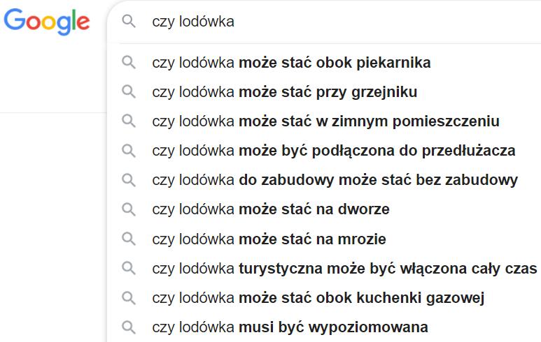 Tematy na bloga Google