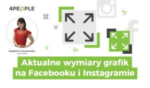 wymiary grafik facebook i instagram