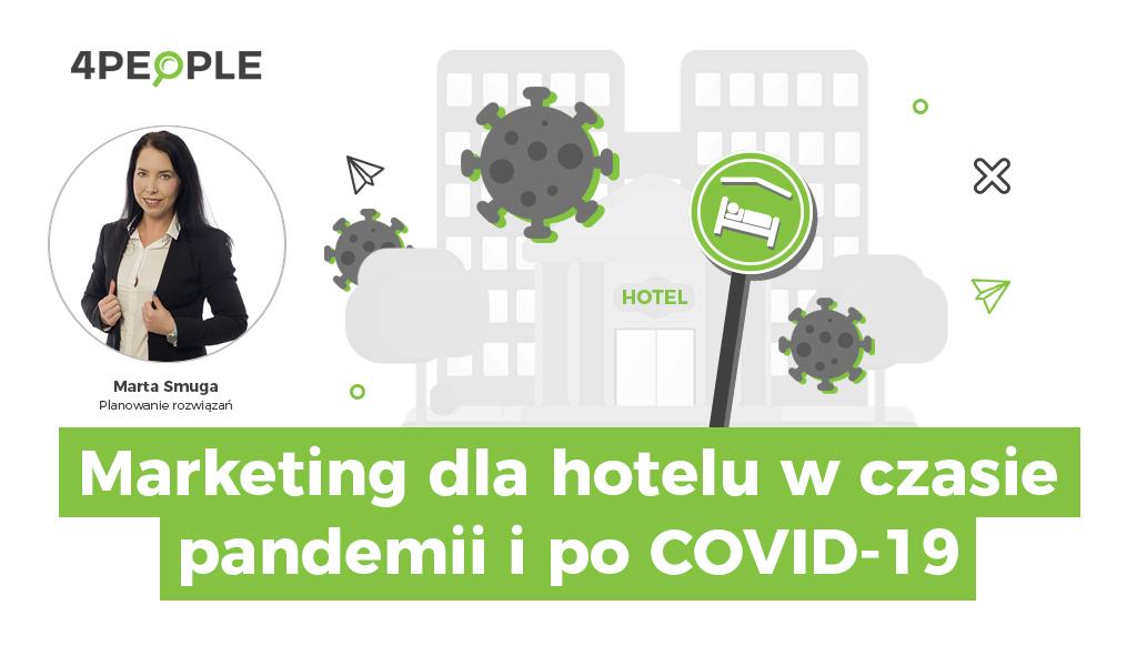 marketing w hotelu covid