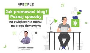 jak promować blog