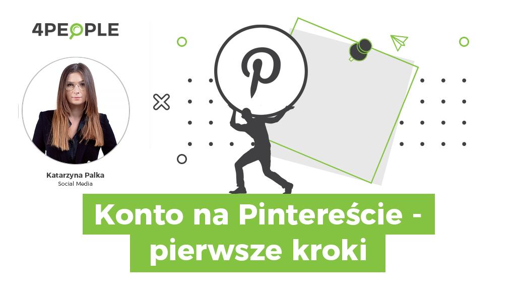 konto na Pintereście - pierwsze kroki